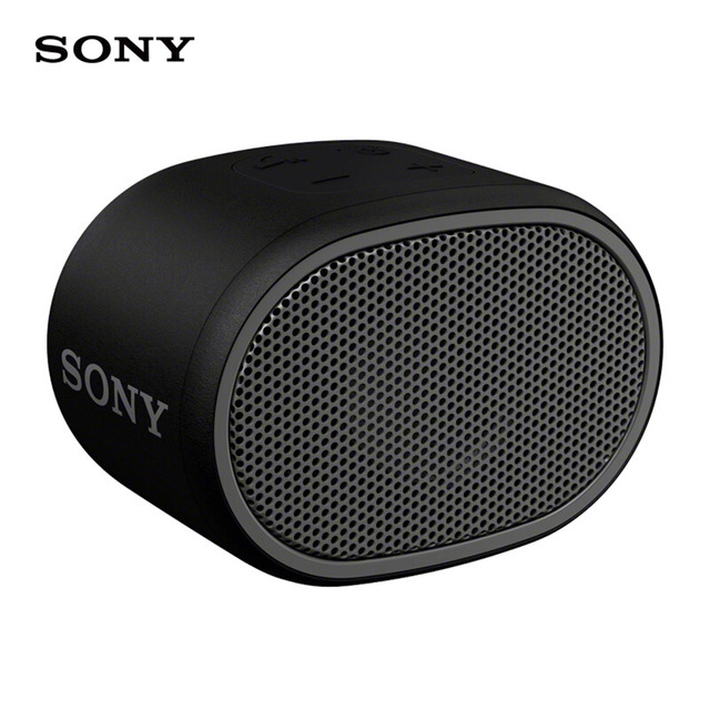 Sony SRS-XB01Mini Bluetooth Outdoor Speaker Portable Wireless Subwoofer Deep Bass Waterproof Handsfree Call 3.5mm Port