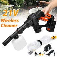 1Pcs 21V Wireless High Pressure Cleaner Universal 1/4 Fitting Auto Car Wash Maintenance Tool Accessories