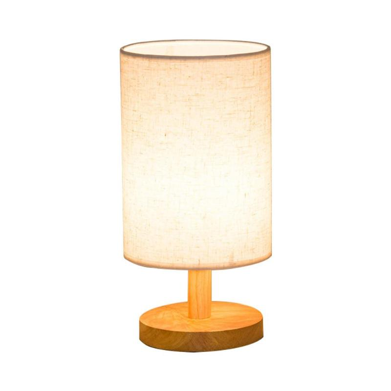 E27 Modern Vintage Lamp Shade Table Desk Bed Light Cover Holder Lampshades Bedside Lamp