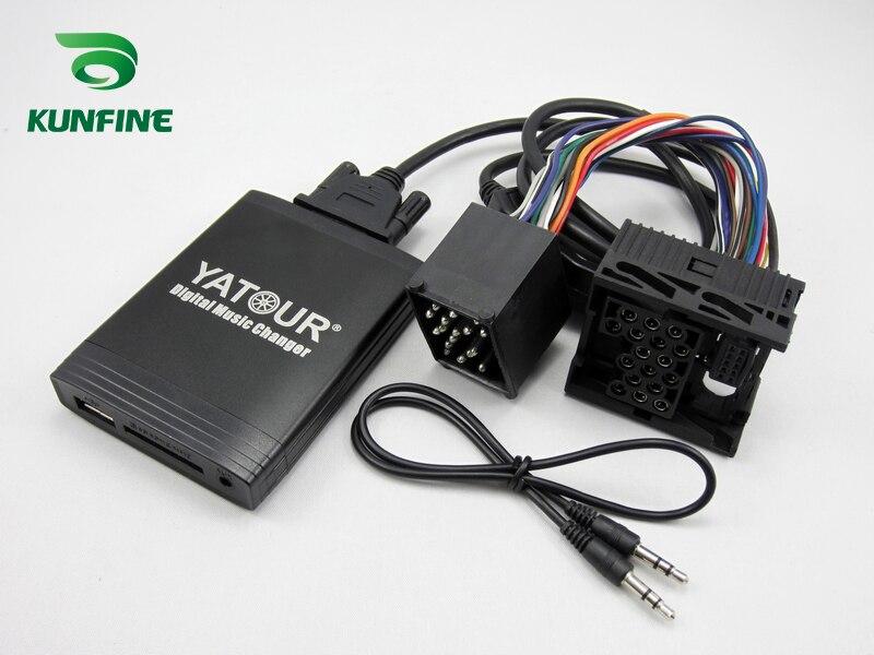 SITAILE Автомобильный MP3 плеер Bluetooth A2DP адаптер для Renault 8pin 12pin Clio Avantime Master Modus Scenic Traffic Interface - 2