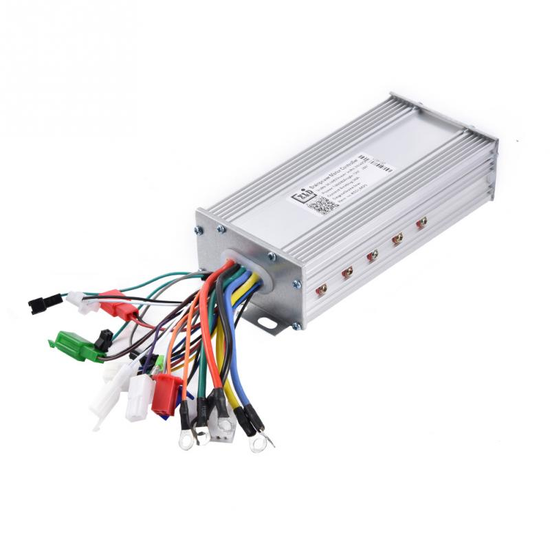 36V 48V 1000W Electric Bike Brushless Controller Brushless Motor Sine Wave Controller Electric Bicycle Scooter Accessories