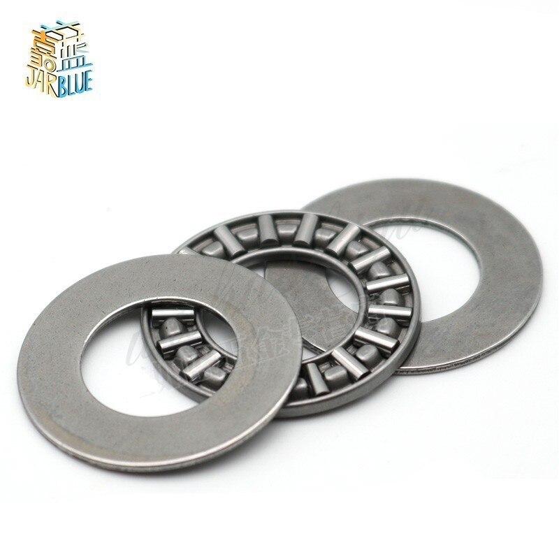 2pcs Or 3pcs Or 10pcs  AXK3047 2AS Bearing AXK3047+2AS Needle Roller Bearing 30*47*4mm