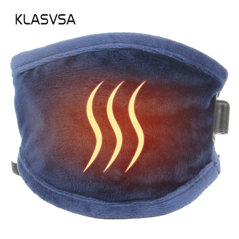 KLASVSA Electric Warm Neck Heating Brace Support Cervical Physical Therapy Warm Spine Neck Bone Warm Posture Corrector