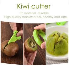 Мини нож для фруктов очистка от кожицы слайсер киви питая пилинг для резки съедобных киви Кухонные гаджеты Инструменты