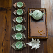 Quality Tea Wooden Tray Bamboo