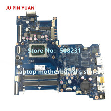 JU PIN YUAN 854958-601 854958-501 854958-001  LA-D713P mainboard for HP 15-BA 15Z-BA laptop motherboard A10-9600P fully Tested laptop motherboard for hp 665934 001 system mainboard fully tested and working well