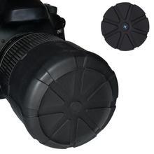Силиконовая Защитная крышка для объектива для DSLR, универсальная крышка для камеры Canon, Nikon, sony, Olypums, Fuji, Lumix, защита от пыли, защита от падений