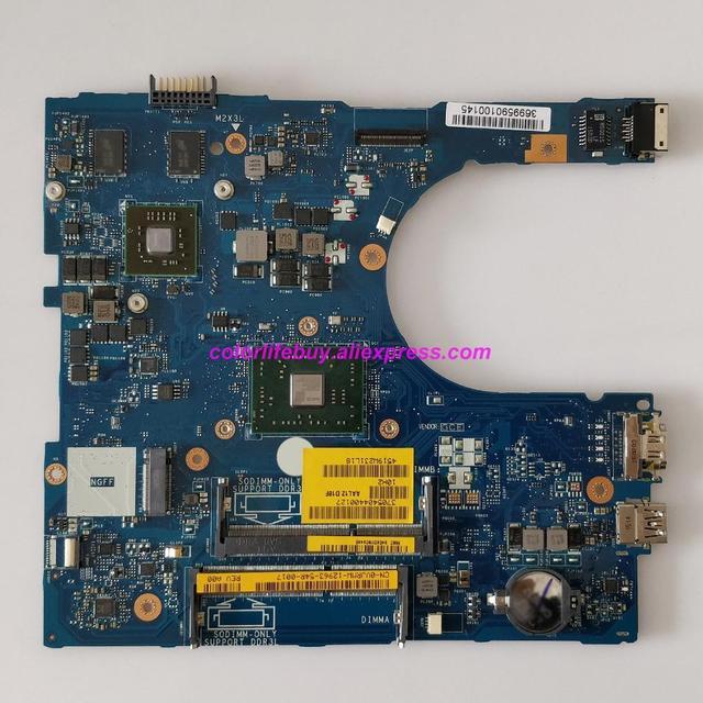 Genuine CN 0VJRMW 0VJRMW VJRMW AAL12 LA C142P w A4 7210 Laptop Motherboard Mainboard for Dell Inspiron 5555 5455 Notebook PC