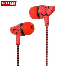 CHYI Wired In Ear Gaming Earphone Headset In-ear Handsfree Earphones 3.5mm Earbuds Cool Sport Deep Bass For PC Tablet Phone MP3 original boarseman k49 earphone bass headset hifi dynamic earbuds in ear earphone 3 5mm wired earphones for phone computer mp3 4