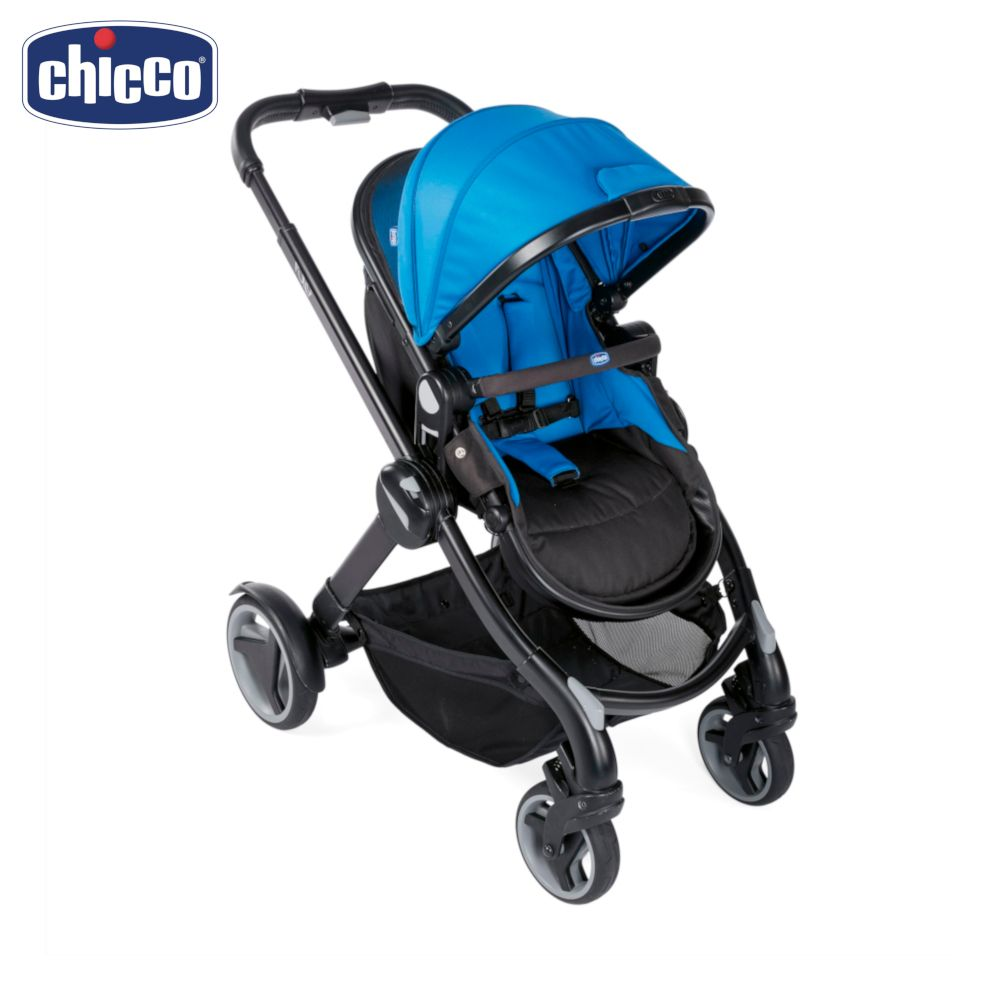 Four Wheels Stroller Chicco Fully 100037 Activity Gear Baby Strollers pushchair for boys girls