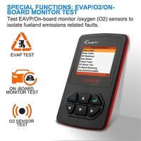 Launch X431 Creader V+ OBD OBD2 Automotive Scanner Fault Code Reader With Multi language ODB2 Car Diagnostic Tool Auto Scanner