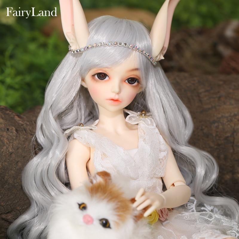 OUENEIFS Fairyland FairyLine BJD SD Doll 1 4 Body Model Baby Girls Boys Eyes High Quality