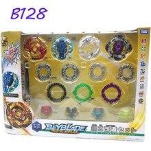 Takara Tomy Beyblade взрыв B-128 супер Z 4 шт./компл. CHO-Z изменяемый набор Bayblade быть лезвие top spinner Классические игрушки