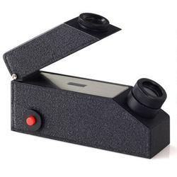 Gemology поляризационный фильтр для драгоценных камней, рефрактометр 1,81 RI, встроенный СВЕТОДИОДНЫЙ рефрактометр для драгоценных камней, компл...