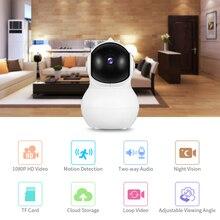 Клиренс Детские спальные мониторы 1080P HD Смарт ip-камера с ночным видением для домашней безопасности регулируемый угол обзора монитор