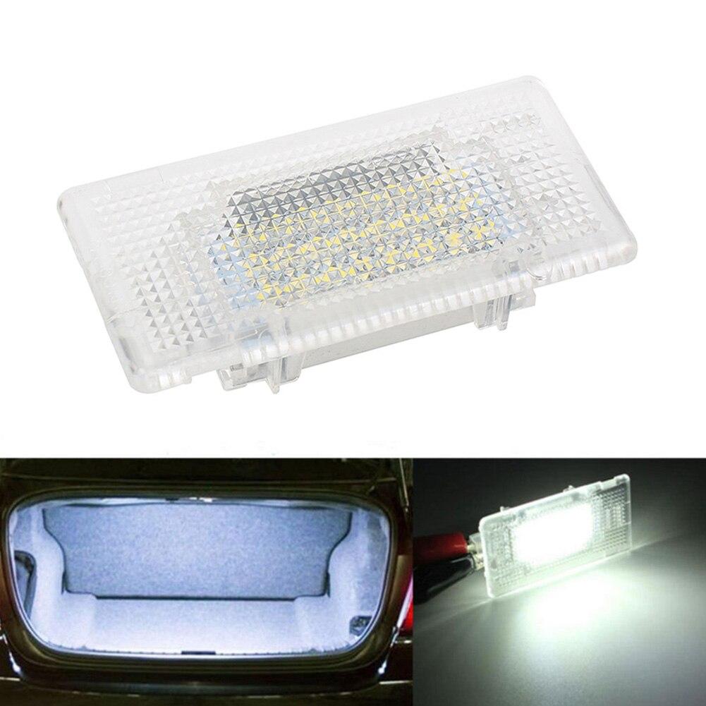 1 шт. супер белый заднего Чемодан багажник светодиодный светильник 63316962039 для BMW E39 E60 E61 F10 M5 X5 X1 1 3 5 7 серии x-серии