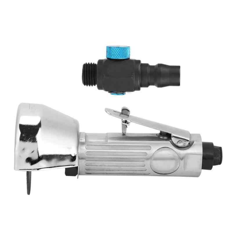 Nuovo 3in regolabile Rotonda Ad Alta Velocità Piastra di Levigatura ir Cutter Pneumatico Macchina di Taglio Nuovo