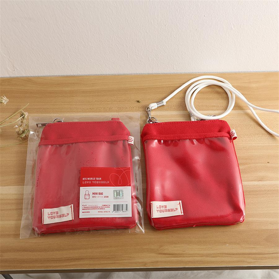 Costumes & Accessories Kpop Bts Bangtan Boys Love Yourself World Tour Bag Concert Handbag Canvas Shoulder Bag Shopping Bag New
