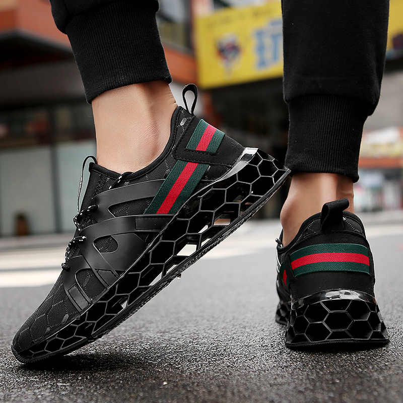 85a27c98082b 2019 new Blade shoes Breathable Men Running Shoes sport shoes male autumn  man Sneakers Trending Style