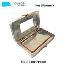 Novecel новая форма для сжатия рамки/экрана для iPhone X