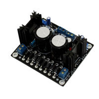 Lt1083Cp Power Adjustable Power Supply Board Hifi Dual Linear Power Output Ac 0 34V Out Dc 0 48V