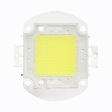 DC 32 - 34V 100W 7500 LM 6500K High Power the LED power indicator light chip White