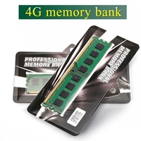 DDR3 4GB Memory Bank 1600Mhz PC3 12800 240 Pin Memory for Ram For All Intel And AMD Desktop