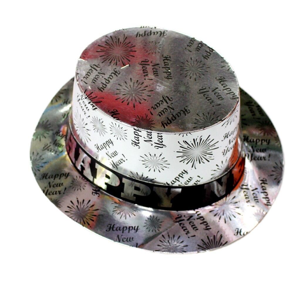 1 Stück Papier Mode Frohes Neues Jahr Kreative Party Hüte Partei Liefert Party Headwear Für Familie Sammeln Sonder Event Urlaub