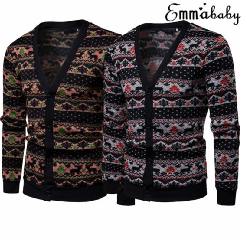 Ladies Womens Mens Unisex Xams Jumper Novelty Vintage Retro Knitted Sweater
