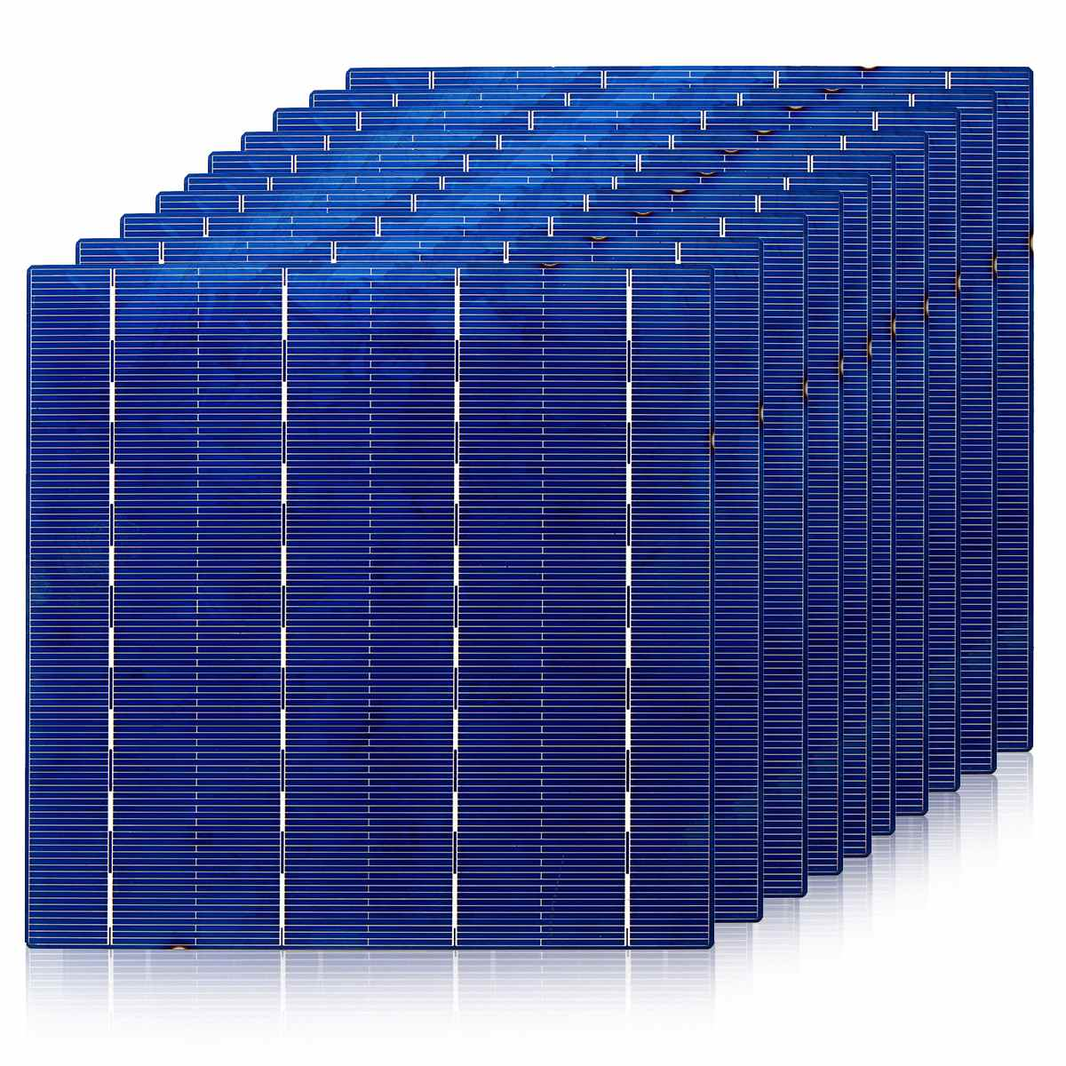 Polycrystalline Solar Panel DIY Cells Battery Power Charger Module Photovoltaic Panels Set Accessories Parts 156MM 10PCSPolycrystalline Solar Panel DIY Cells Battery Power Charger Module Photovoltaic Panels Set Accessories Parts 156MM 10PCS