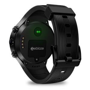 "Image 2 - Zeblaze THOR 4 Dual Smart Watch 4G LTE Android Quad Core 1GB+16GB Dual Camera 1.4"" AOMLED GPS/GLONASS WiFi Heart Rate Smartwatch"