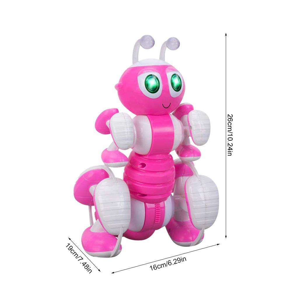 multi funcao inteligente maquina de brinquedo bonito formiga 05
