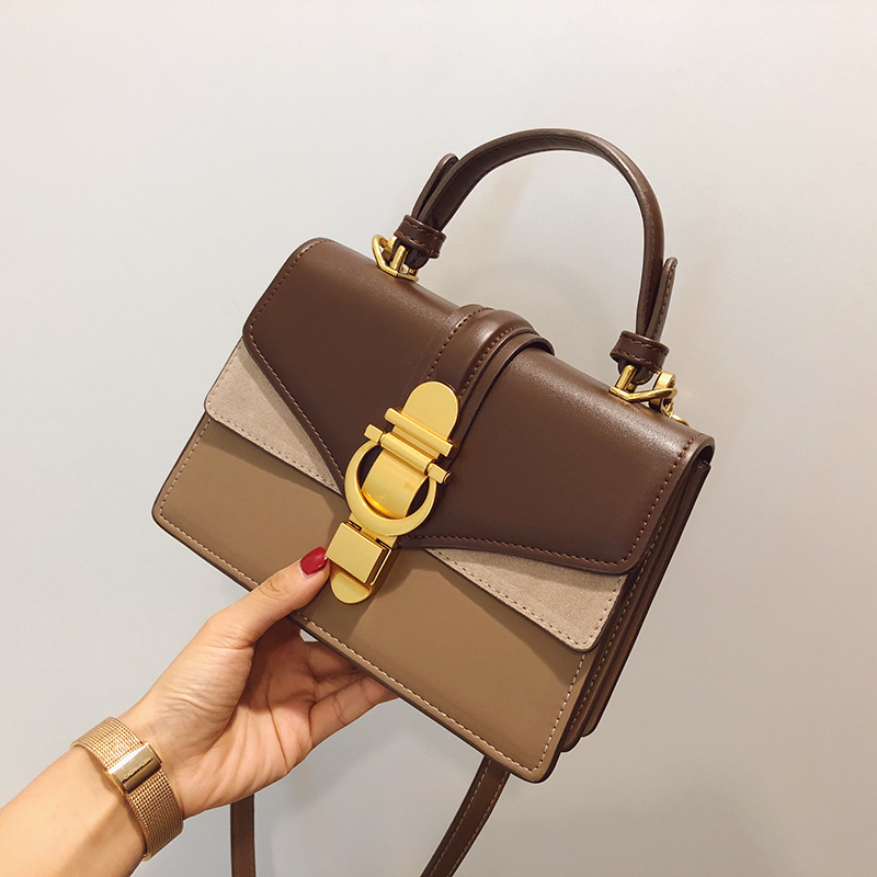 2018 Fashion Women Messenger Bags Pattern Designer High Quality Leather Handbag Lady Small Shoulder Crossbody Bag high quality crossbody bag fashion women leather handbag crossbody shoulder messenger phone coin bag dropshipping ma25