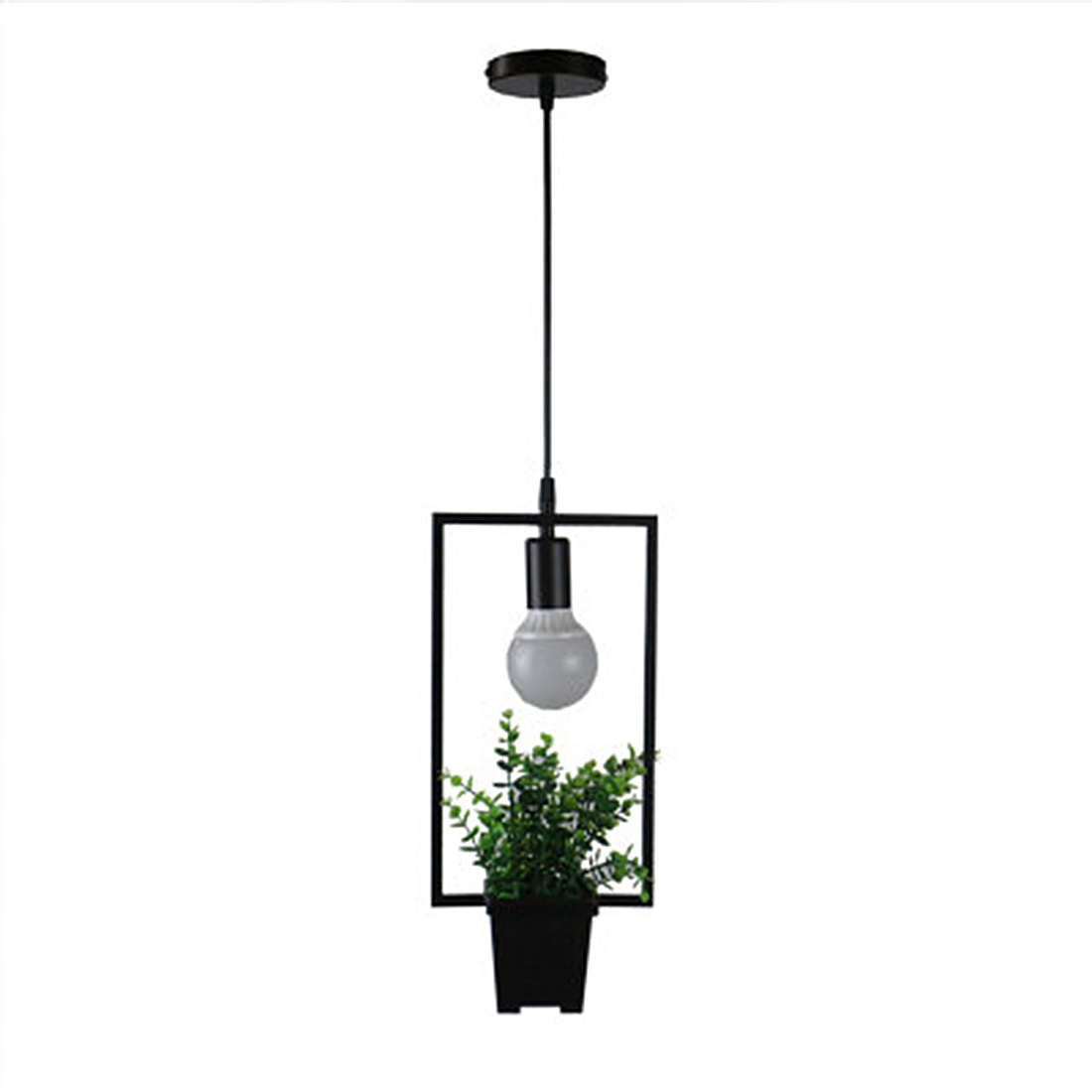 Pendant Light Oblong Green Plant Hanging Lamp Retro Industrial Style Creative Personalit Clothing Shop RestaurantPendant Light Oblong Green Plant Hanging Lamp Retro Industrial Style Creative Personalit Clothing Shop Restaurant