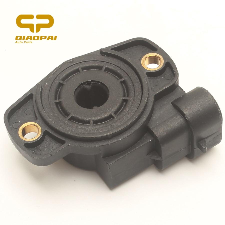 5PCS Automobile Throttle Position Sensor 9146315 19201H 7076359 7079246 71737620 77 01 204 055 For Volkswagen Golf Panda Lanciay