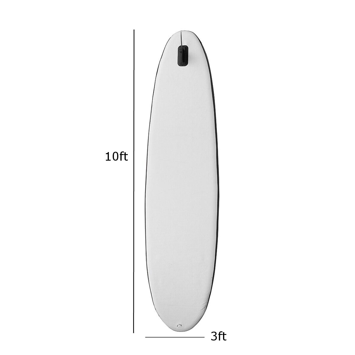 Gofun 335*76*15 cm stand up paddle Planche De surf Gonflable Conseil SUP Ensemble Vague Coureurs + Pompe gonflable surf planche de paddle bateau - 6