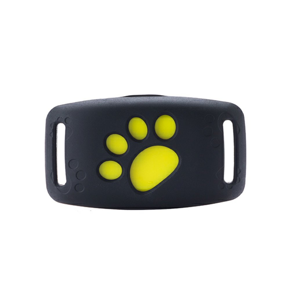 Genuine Waterproof Pet Dog Cats GPS Tracking Locator Real Time Collar Wireless