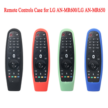 New Silicone Remote Controls Case for LG AN-MR600/LG AN-MR650 Silicone Magic Rubber Remote Control Cover