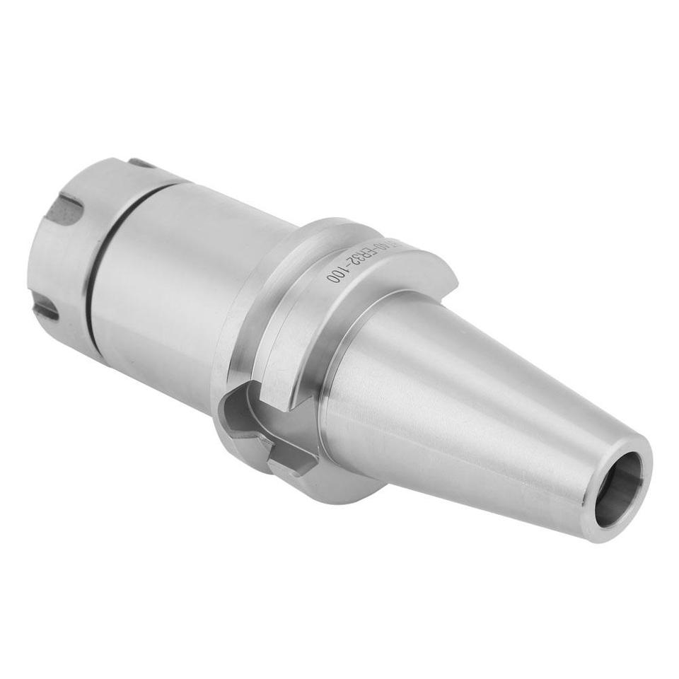 BT40-ER32-100 High Speed Steel Collet Chuck Holder CNC Milling Lathe Spindle Tool Lightweight Small Size Install Operate Easy LKAIBIN Milling Lathe Spindle Tool