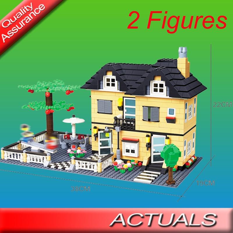 Satz von 1307 stücke Dubai Burj Al Arab Hotel Bausteine Bau- & Konstruktionsspielzeug-Sets