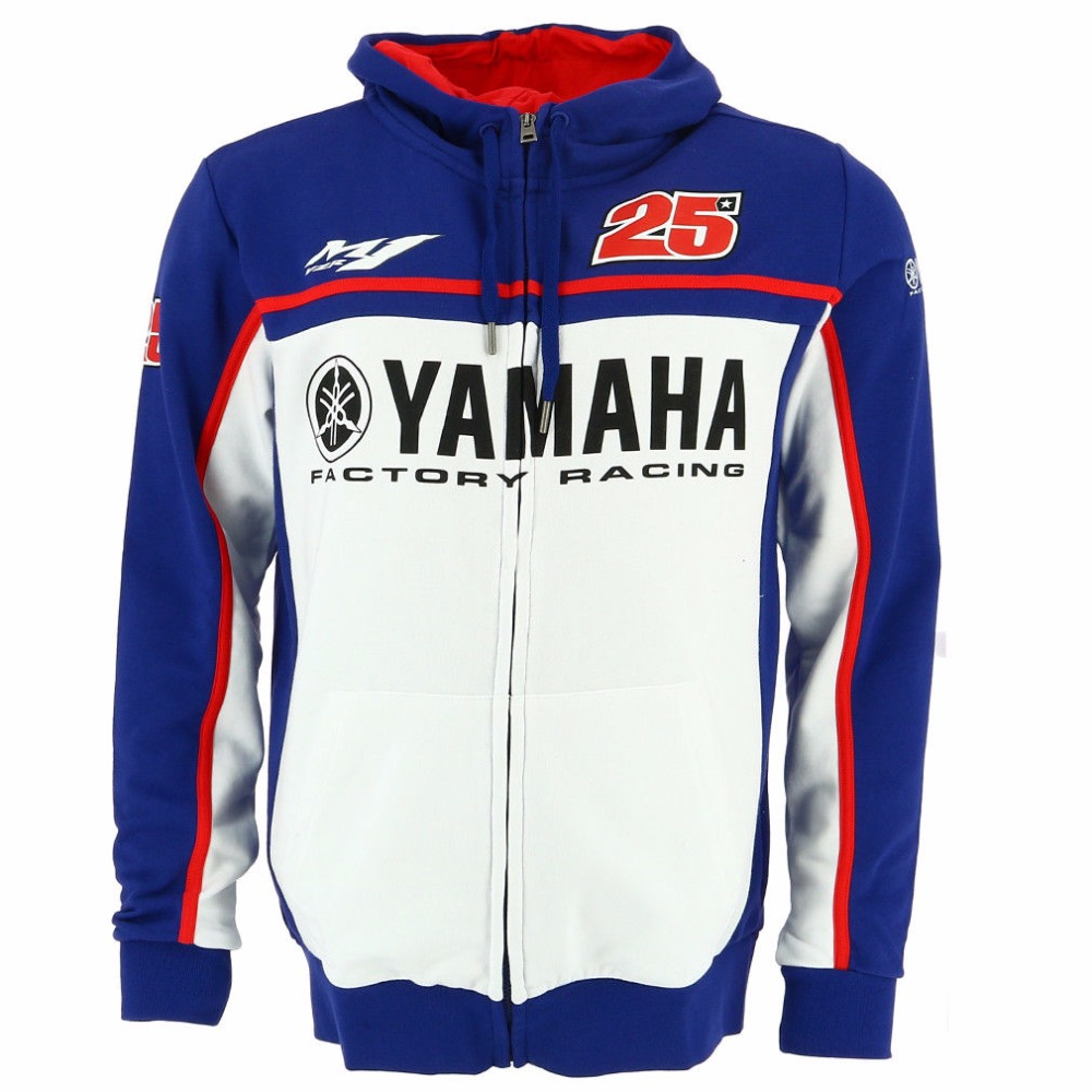 48463167b Other Motorcycle Parts YAMAHA pullover hoodie warm hooded jacket race  motorcycle motocros supermoto Vehicle Parts & Accessories