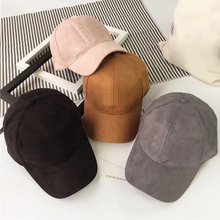Adjustable Men And Women Fashion Hat Outdoor Riding Sports Leisure Cap  Suede Solid Color hat Accessories Baseball