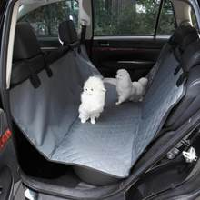 Dog Carriers Car Rear Back Seat Mats Pad Waterproof Pet Dog Car Seat Cover Protector Hammock Cushion for Pet Dog Supplies(China)
