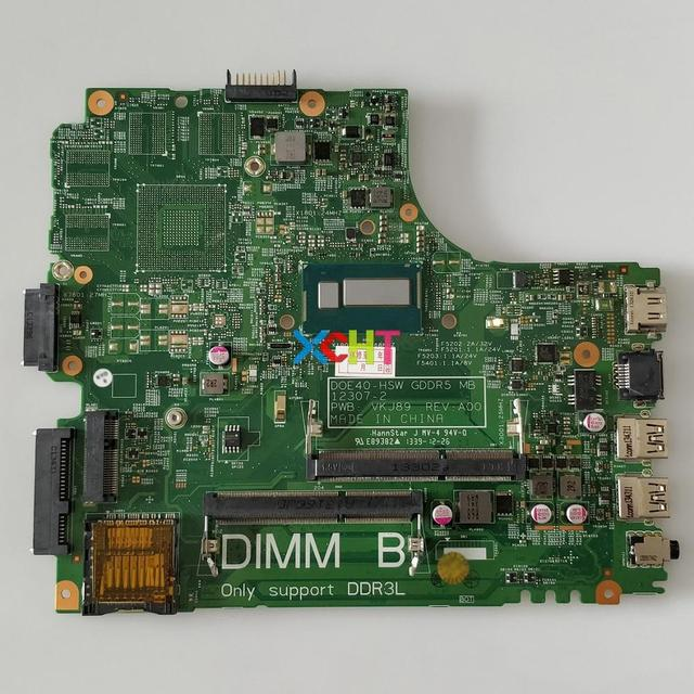 CN 02TT83 BR 02TT83 02TT83 2TT83 w i5 4200U CPU for Dell Inspiron 5437 3437 NoteBook PC Laptop Motherboard Mainboard Tested