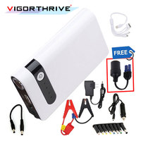 For Car Batttery Booster Buster Car Jump Starter Portable Power Bank Vehicle Battery Charger Startup Power 12V Mini Emergency