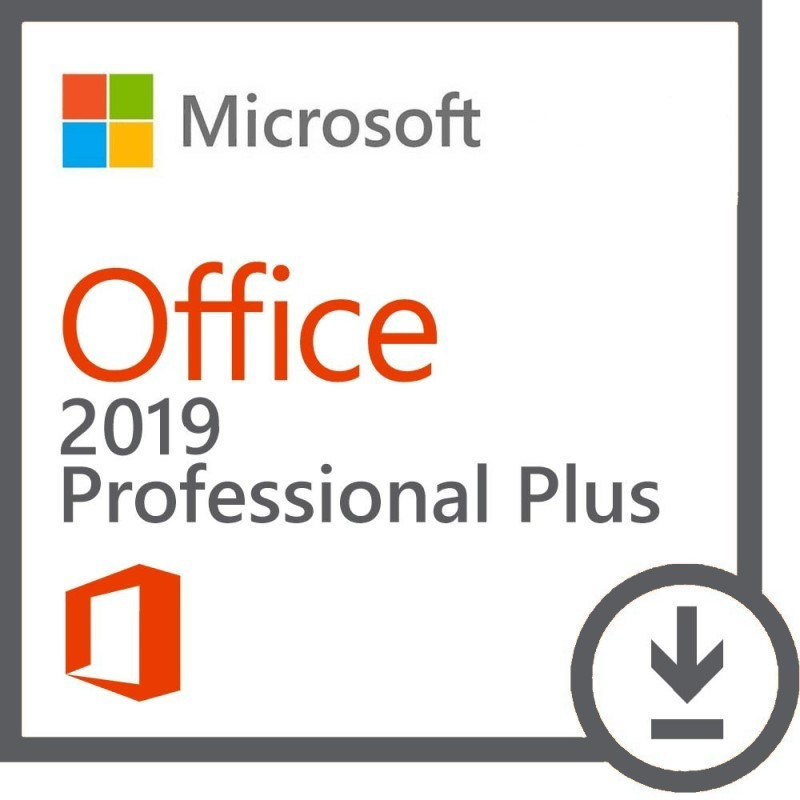 Image 4 - Microsoft Office 2019 Professional Plus License |1 device, Windows 10 PC Product Key Card