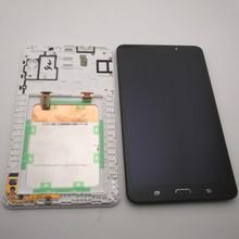 "7.0 ""Samsung Galaxy Tab için bir SM T280 SM T285 SMT280 SMT285 T280 T285 LCD ekran + dokunmatik Digitizer ekran meclisi onarım parçaları"