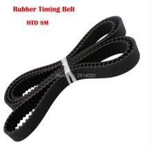 1/5 Pcs HTD 8M 1584mm,1600mm,1608mm,HTD8M 1584 1600 1608 Rubber Timing belt, glassfiber betls,width 20 25 30mm,Transmission belt