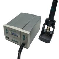 Quick 861DW Hot Air Gun Soldering Lead free Intelligent Temperature Control Rework Station 1000W