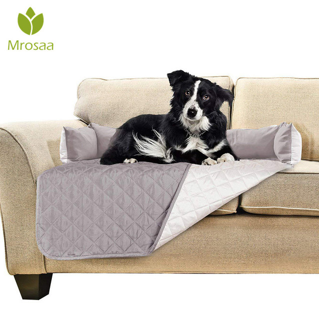 Pet Furniture Protector Dog Cat Sofa Mat Soft Cover Bed Comfortable Water Resistant Sleep Beds